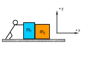 Module 4 -- Objects Constrained to Move with Equal Acceleration ...